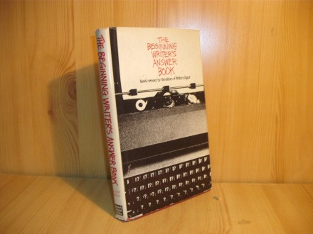 The Beginning writer`s answer book
