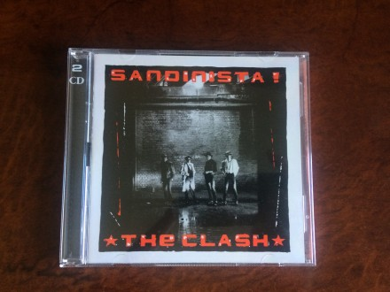 The Clash - Sandinista 2Cd