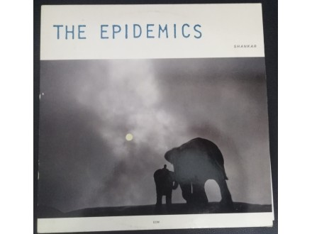 The Epidemics - The Epidemics LP ( ECM Records, 1986)