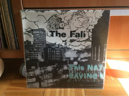 The Fall - This Nation Saving Grace Lp