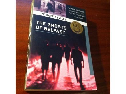 The Gost of Belfast Stuart Neville