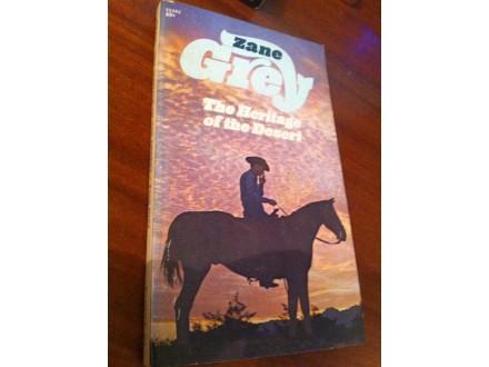The Heritage of the Desert Zane Grey