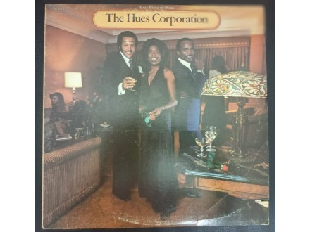 The Hues Corporation-Your Place Or Mine LP(USA, 1978)