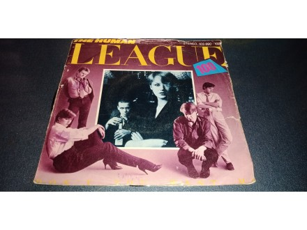 The Human League-It took seconds