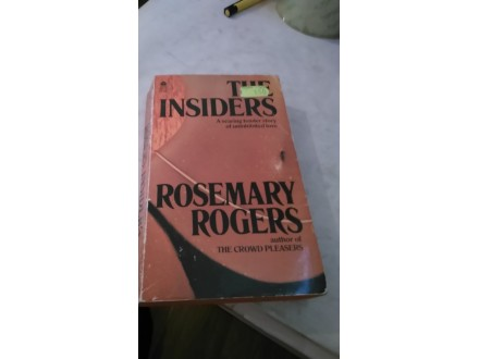 The Insiders - Rosemary Rogers