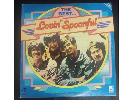 The Lovin` Spoonful – The Best... LP (Helidon,1978)