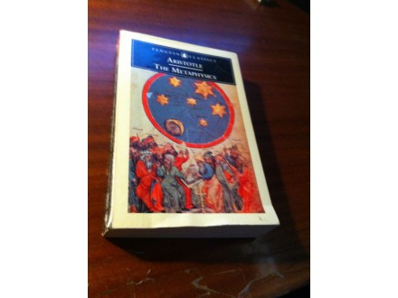 The Metaphysics Aristotle