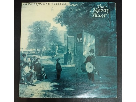 The Moody Blues – Long Distance Voyager LP (MINT,1982)