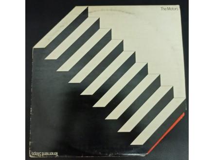 The Motors - Tenement Steps LP (Jugoton,1981)