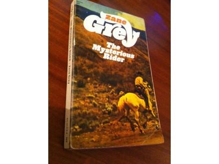 The Mysterious Rider Zane Grey