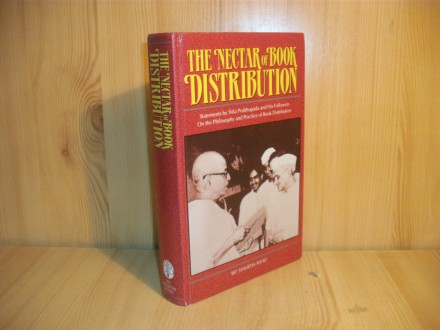 The Nectar of book Distribution