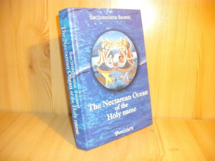 The Nectarean Ocean of the Holy Name - S. Swami