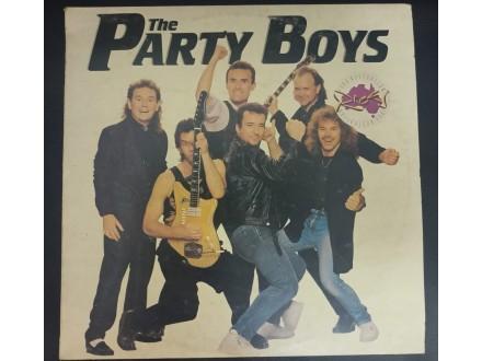 The Party Boys - The Party Boys LP (MINT,1988)