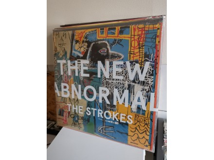 The Strokes/The new abnormal (2020)