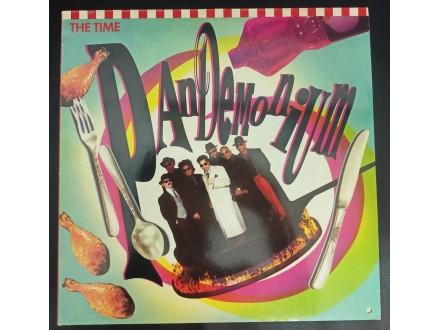 The Time – Pandemonium LP (MINT,1990)