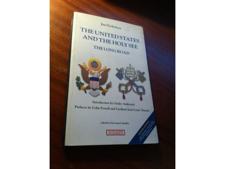The United States and the holy see Jim Nicholson
