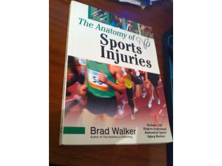 The anatomy of Sports Injuries Brad Walker