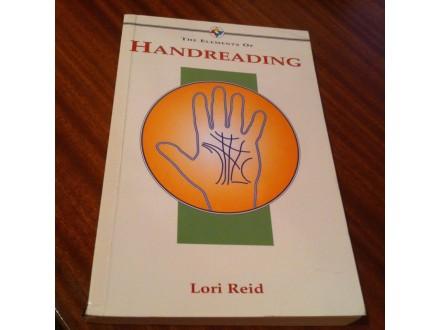 The elements of handreading Lori Reid