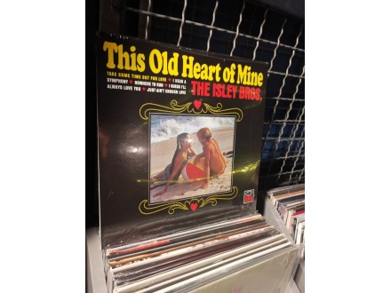The isley brothers-This old heart of mine