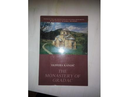 The monastery of Gradac - Olivera Kandić