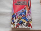 The official  handbook of the Marvel universe vol 1.