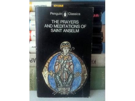 The prayers and meditations of Saint Anslem