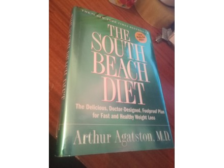 The south beach diet Arthur Agatston