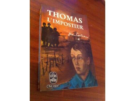 Thomas Limposteur Jean Cocteau