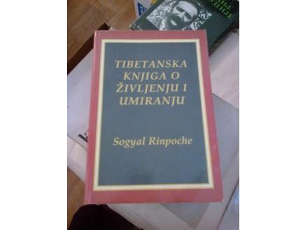 Tibetanska knjiga o življenu i umiranju Sogual Rinpoche