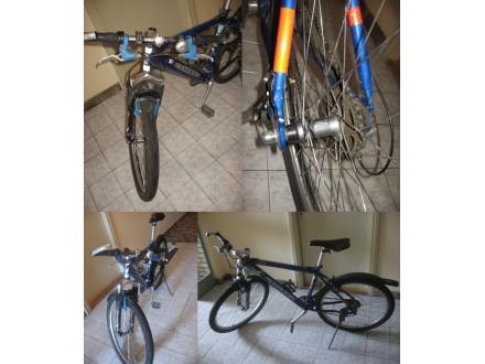 Tigra alu bicikla