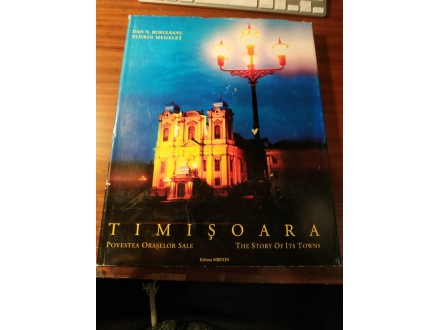 Timisoara the story of its towns Buruleanu Medelet