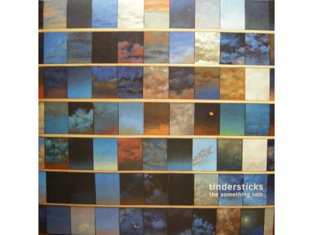 Tinderstick-The something rain