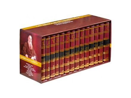 Tolstoj komplet od 14 knjiga (tvrd povez)