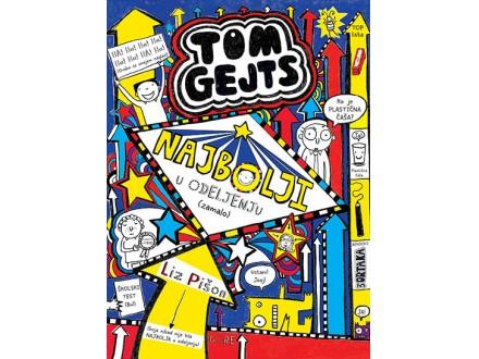 Tom Gejts – Najbolji u odeljenju (zamalo) - Liz Pišon