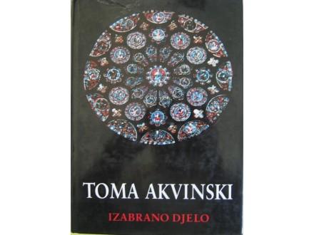 Toma Akvinski  izabrano djelo