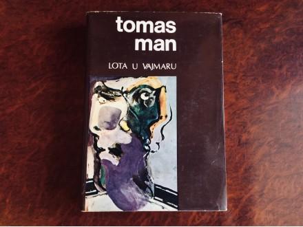 Tomas Man - Lota U Vajmaru