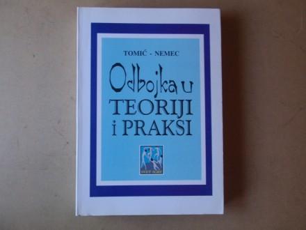Tomić / Nemec - ODBOJKA U TEORIJI I PRAKSI