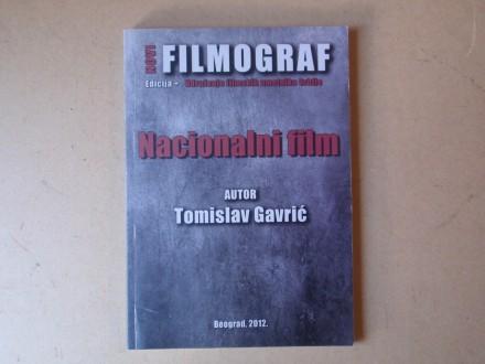 Tomislav Gavrić - NACIONALNI FILM