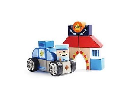 Top Bright - Zvučna igračka, Policijska stanica