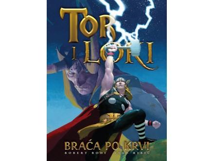 Tor i Loki Braća po krvi