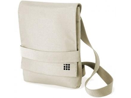 Torba - Khaki Beige Small Shoulder Bag - Moleskine