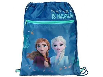 Torba za patike - Frozen, Nature Is Magical - Frozen