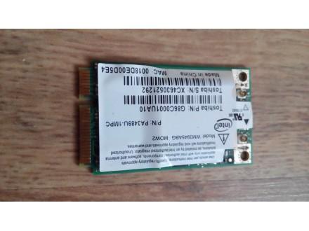 Toshiba A100 wirelles
