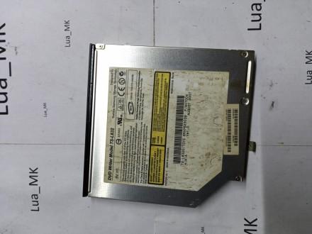 Toshiba Satellite A200 DVD - Optika