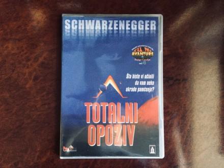 Totalni Opoziv DVD