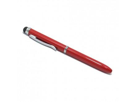 Touch screen Pen 2in1 Elegant bordo (MS)