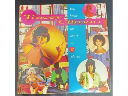 Tracey Ullman–You Broke My Heart In 17 Places LP(MINT!)