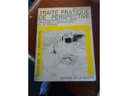 Traite pratique de perspective Eric Jantzen