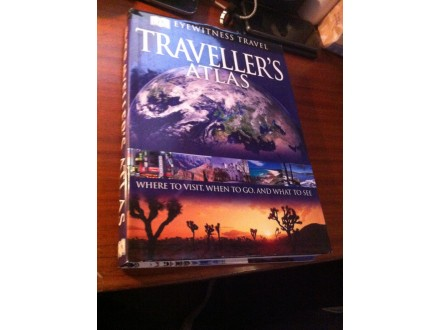 Travellers atlas