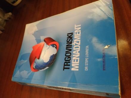 Trgovinski menadžment Stipe Lovreta